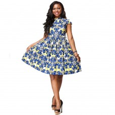 African Dresses for Women - Ankara print - African clothing - Modern African Design