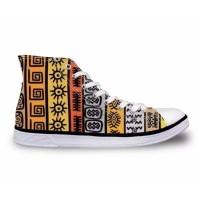 Canvas Shoes - African Print